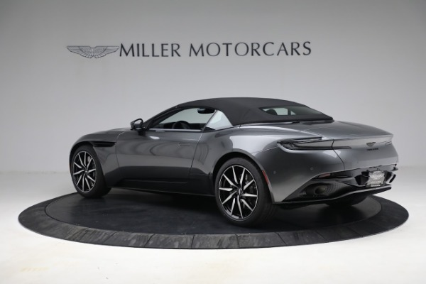 New 2021 Aston Martin DB11 Volante for sale $260,286 at Maserati of Greenwich in Greenwich CT 06830 25