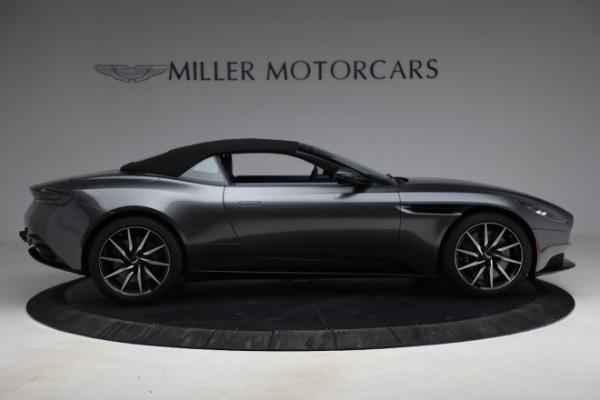 New 2021 Aston Martin DB11 Volante for sale $260,286 at Maserati of Greenwich in Greenwich CT 06830 27
