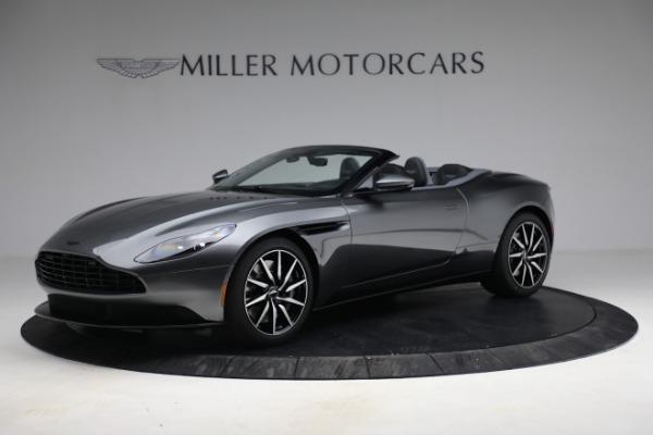 New 2021 Aston Martin DB11 Volante for sale $260,286 at Maserati of Greenwich in Greenwich CT 06830 3