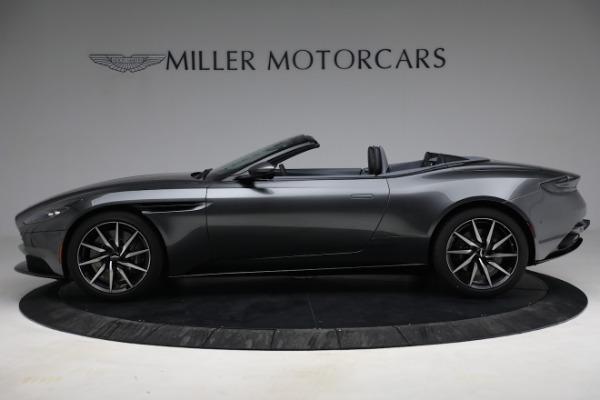 New 2021 Aston Martin DB11 Volante for sale $260,286 at Maserati of Greenwich in Greenwich CT 06830 4