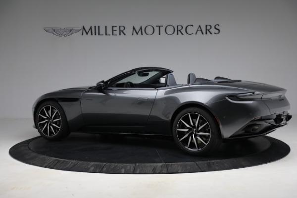 New 2021 Aston Martin DB11 Volante for sale $260,286 at Maserati of Greenwich in Greenwich CT 06830 5