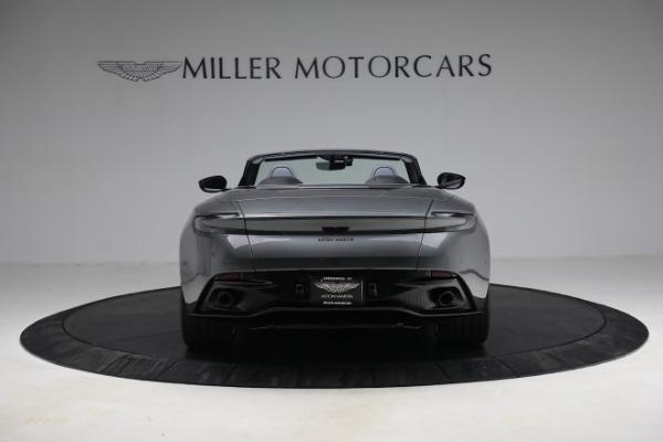 New 2021 Aston Martin DB11 Volante for sale $260,286 at Maserati of Greenwich in Greenwich CT 06830 7