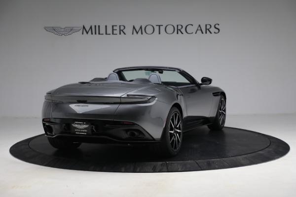 New 2021 Aston Martin DB11 Volante for sale $260,286 at Maserati of Greenwich in Greenwich CT 06830 8