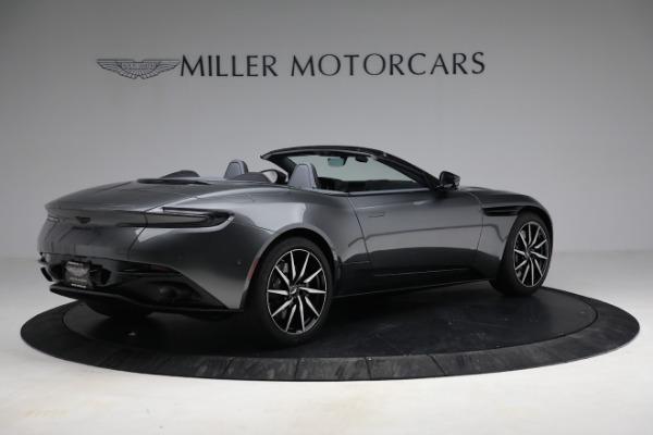New 2021 Aston Martin DB11 Volante for sale $260,286 at Maserati of Greenwich in Greenwich CT 06830 9