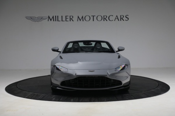 New 2021 Aston Martin Vantage Roadster for sale $180,286 at Maserati of Greenwich in Greenwich CT 06830 11