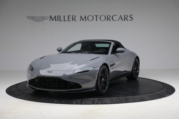 New 2021 Aston Martin Vantage Roadster for sale $180,286 at Maserati of Greenwich in Greenwich CT 06830 21