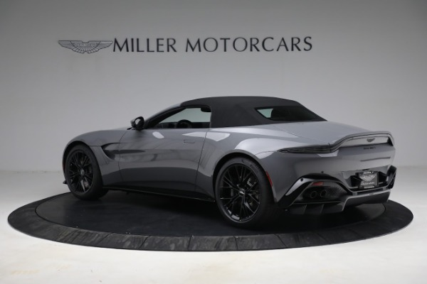 New 2021 Aston Martin Vantage Roadster for sale $180,286 at Maserati of Greenwich in Greenwich CT 06830 23