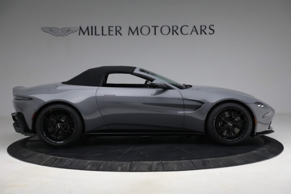 New 2021 Aston Martin Vantage Roadster for sale $180,286 at Maserati of Greenwich in Greenwich CT 06830 24