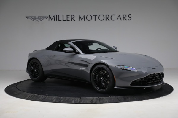 New 2021 Aston Martin Vantage Roadster for sale $180,286 at Maserati of Greenwich in Greenwich CT 06830 26