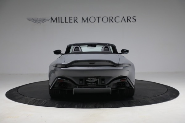 New 2021 Aston Martin Vantage Roadster for sale $180,286 at Maserati of Greenwich in Greenwich CT 06830 5