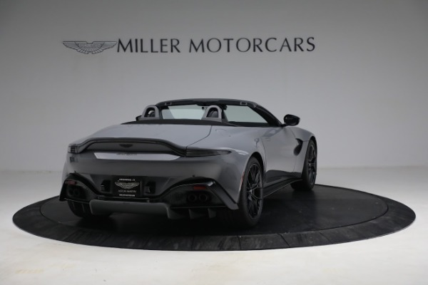 New 2021 Aston Martin Vantage Roadster for sale $180,286 at Maserati of Greenwich in Greenwich CT 06830 6