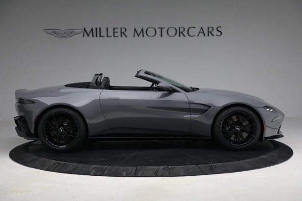 New 2021 Aston Martin Vantage Roadster for sale $180,286 at Maserati of Greenwich in Greenwich CT 06830 8