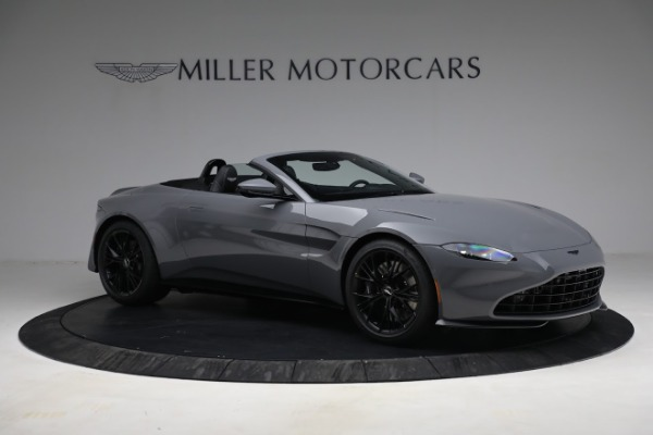 New 2021 Aston Martin Vantage Roadster for sale $180,286 at Maserati of Greenwich in Greenwich CT 06830 9
