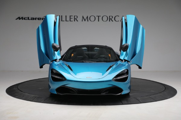 Used 2020 McLaren 720S Spider for sale $334,900 at Maserati of Greenwich in Greenwich CT 06830 12