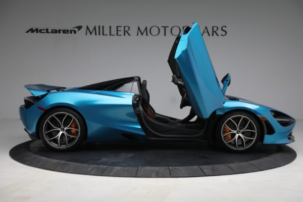 Used 2020 McLaren 720S Spider for sale $334,900 at Maserati of Greenwich in Greenwich CT 06830 18