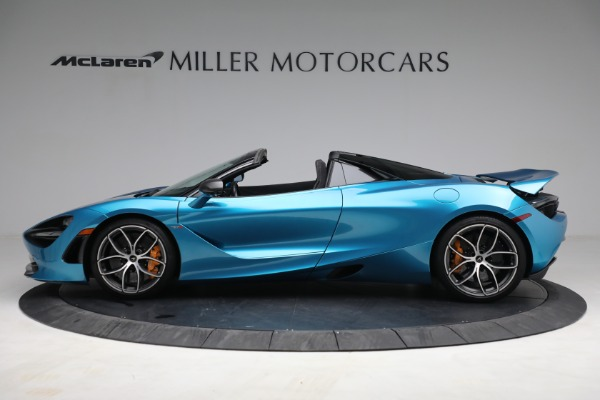 Used 2020 McLaren 720S Spider for sale $334,900 at Maserati of Greenwich in Greenwich CT 06830 2