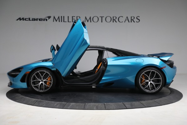 Used 2020 McLaren 720S Spider for sale $334,900 at Maserati of Greenwich in Greenwich CT 06830 23