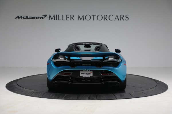 Used 2020 McLaren 720S Spider for sale $334,900 at Maserati of Greenwich in Greenwich CT 06830 5
