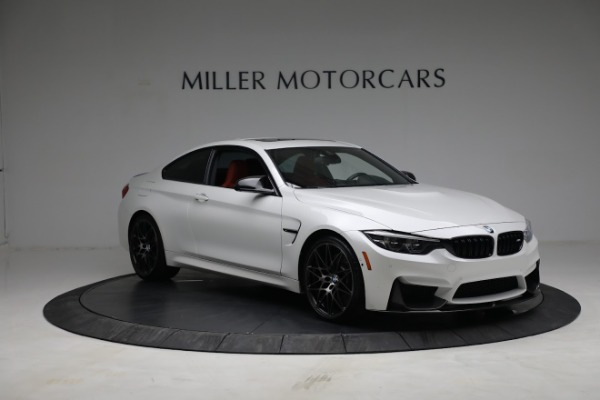 Used 2019 BMW M4 Competition for sale Call for price at Maserati of Greenwich in Greenwich CT 06830 10