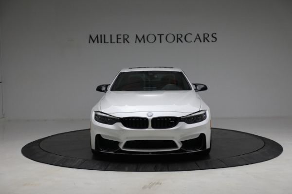 Used 2019 BMW M4 Competition for sale Call for price at Maserati of Greenwich in Greenwich CT 06830 11