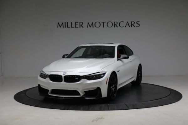 Used 2019 BMW M4 Competition for sale Call for price at Maserati of Greenwich in Greenwich CT 06830 12