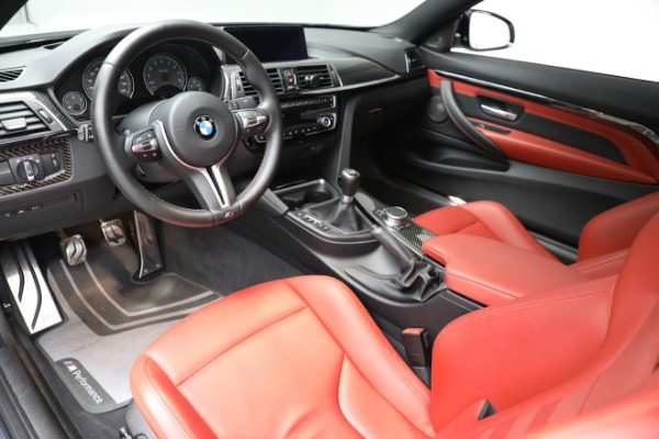 Used 2019 BMW M4 Competition for sale Call for price at Maserati of Greenwich in Greenwich CT 06830 14