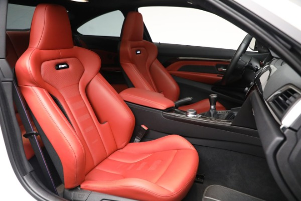 Used 2019 BMW M4 Competition for sale Call for price at Maserati of Greenwich in Greenwich CT 06830 19