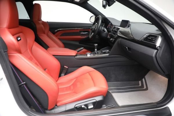 Used 2019 BMW M4 Competition for sale Call for price at Maserati of Greenwich in Greenwich CT 06830 20