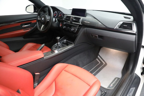 Used 2019 BMW M4 Competition for sale Call for price at Maserati of Greenwich in Greenwich CT 06830 21
