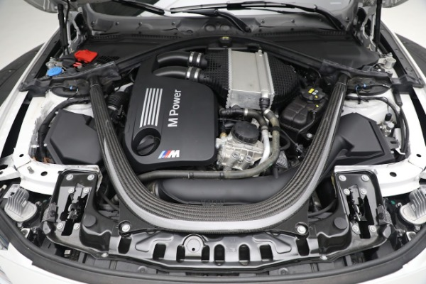 Used 2019 BMW M4 Competition for sale Call for price at Maserati of Greenwich in Greenwich CT 06830 27