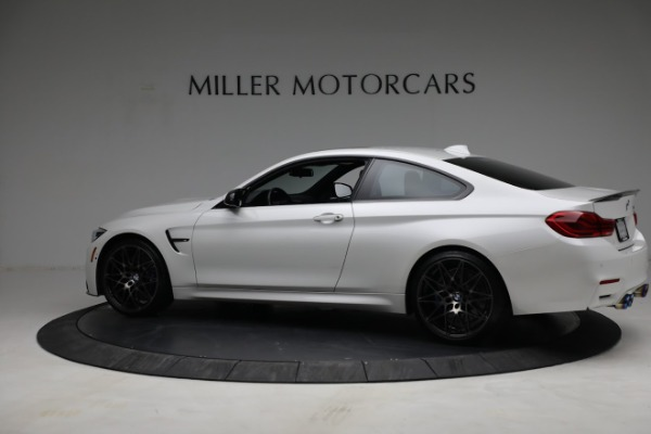 Used 2019 BMW M4 Competition for sale Call for price at Maserati of Greenwich in Greenwich CT 06830 3