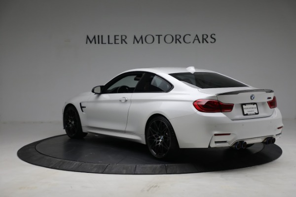 Used 2019 BMW M4 Competition for sale Call for price at Maserati of Greenwich in Greenwich CT 06830 4