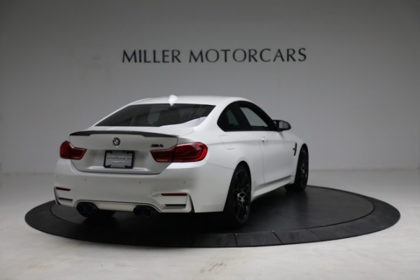 Used 2019 BMW M4 Competition for sale Call for price at Maserati of Greenwich in Greenwich CT 06830 6