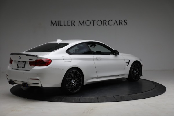 Used 2019 BMW M4 Competition for sale Call for price at Maserati of Greenwich in Greenwich CT 06830 7