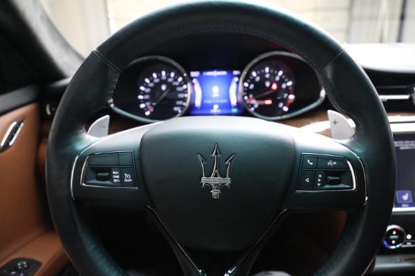 Used 2014 Maserati Quattroporte S Q4 for sale $42,900 at Maserati of Greenwich in Greenwich CT 06830 15