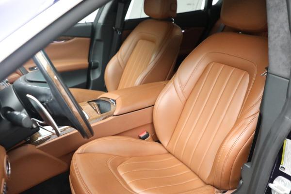 Used 2014 Maserati Quattroporte S Q4 for sale $42,900 at Maserati of Greenwich in Greenwich CT 06830 16