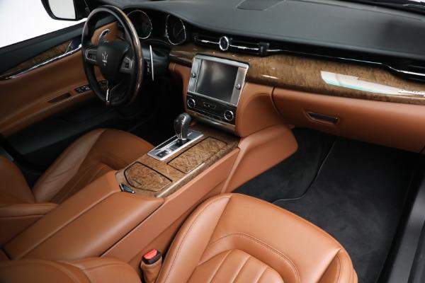 Used 2014 Maserati Quattroporte S Q4 for sale $42,900 at Maserati of Greenwich in Greenwich CT 06830 17