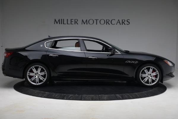 Used 2016 Maserati Quattroporte S Q4 for sale $46,900 at Maserati of Greenwich in Greenwich CT 06830 11