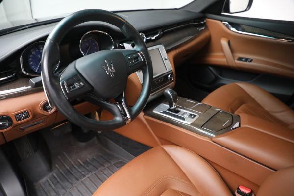 Used 2016 Maserati Quattroporte S Q4 for sale $46,900 at Maserati of Greenwich in Greenwich CT 06830 13