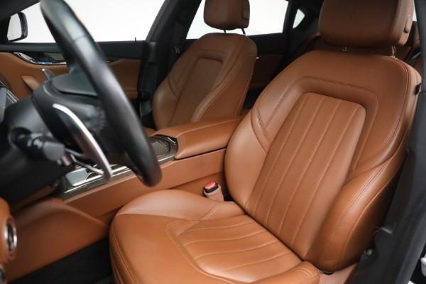 Used 2016 Maserati Quattroporte S Q4 for sale $46,900 at Maserati of Greenwich in Greenwich CT 06830 15