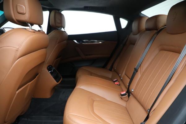Used 2016 Maserati Quattroporte S Q4 for sale $46,900 at Maserati of Greenwich in Greenwich CT 06830 23