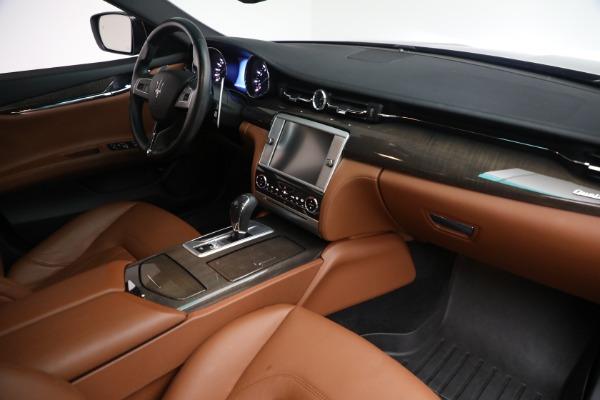 Used 2016 Maserati Quattroporte S Q4 for sale $46,900 at Maserati of Greenwich in Greenwich CT 06830 26
