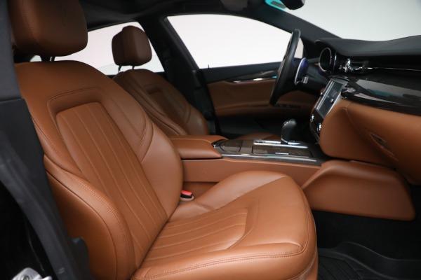 Used 2016 Maserati Quattroporte S Q4 for sale $46,900 at Maserati of Greenwich in Greenwich CT 06830 27