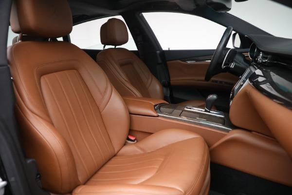 Used 2016 Maserati Quattroporte S Q4 for sale $46,900 at Maserati of Greenwich in Greenwich CT 06830 28