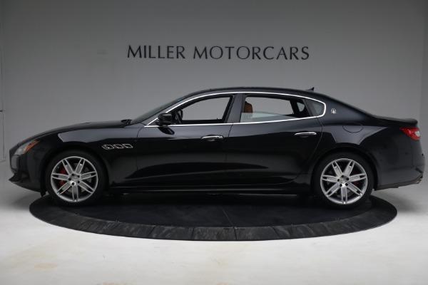Used 2016 Maserati Quattroporte S Q4 for sale $46,900 at Maserati of Greenwich in Greenwich CT 06830 3