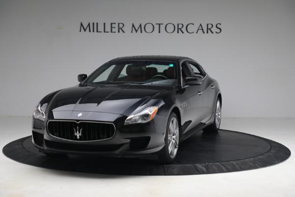 Used 2016 Maserati Quattroporte S Q4 for sale $46,900 at Maserati of Greenwich in Greenwich CT 06830 1