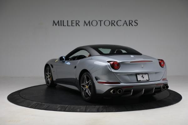Used 2017 Ferrari California T for sale Sold at Maserati of Greenwich in Greenwich CT 06830 17