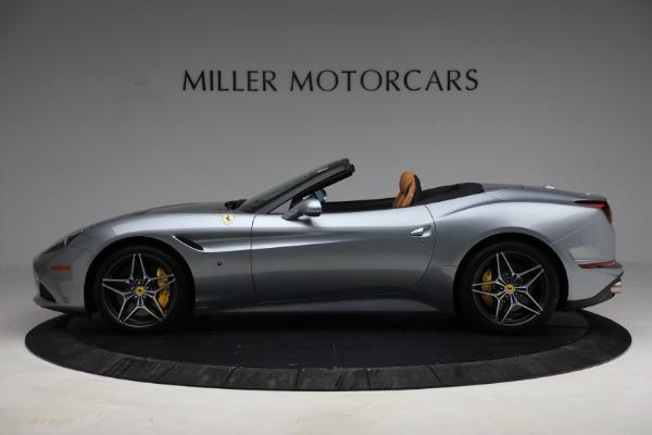 Used 2017 Ferrari California T for sale Sold at Maserati of Greenwich in Greenwich CT 06830 3