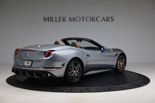Used 2017 Ferrari California T for sale Sold at Maserati of Greenwich in Greenwich CT 06830 8