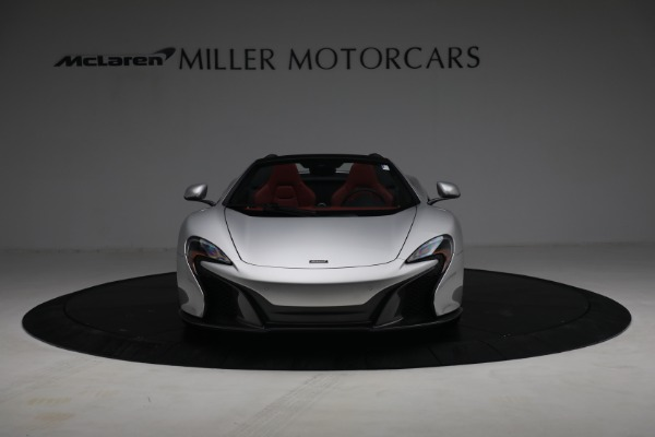 Used 2015 McLaren 650S Spider for sale $179,990 at Maserati of Greenwich in Greenwich CT 06830 11